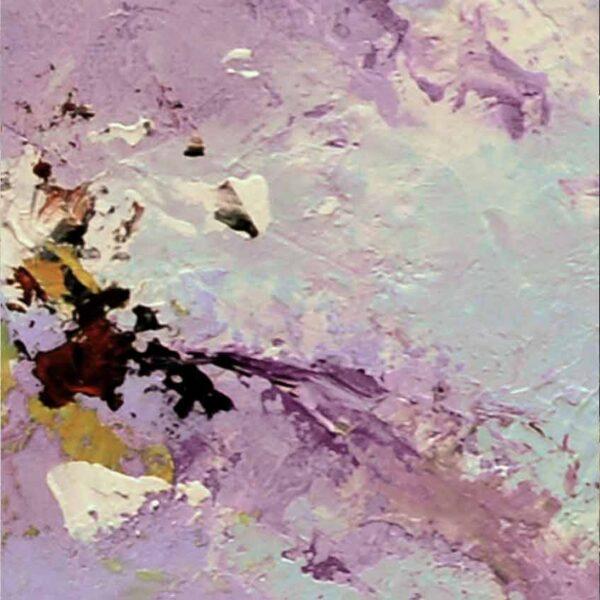 cuadros decorativos armonía detalle del pintado