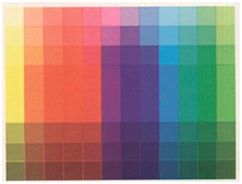 cuadros decorativos y el valor de los colores