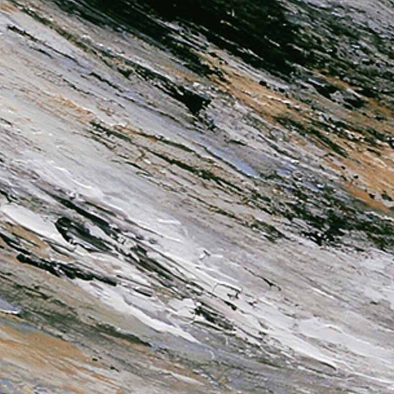 cuadros modernos convergencia acercamiento del cuadro pintado