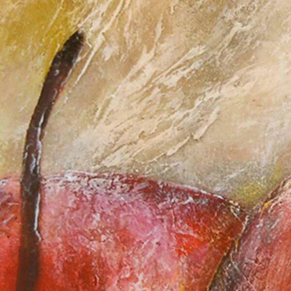Cuadros decorativos Manzanas de color acercamiento