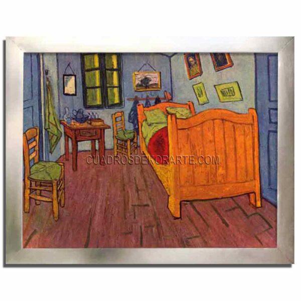 El dormitorio en Arlés